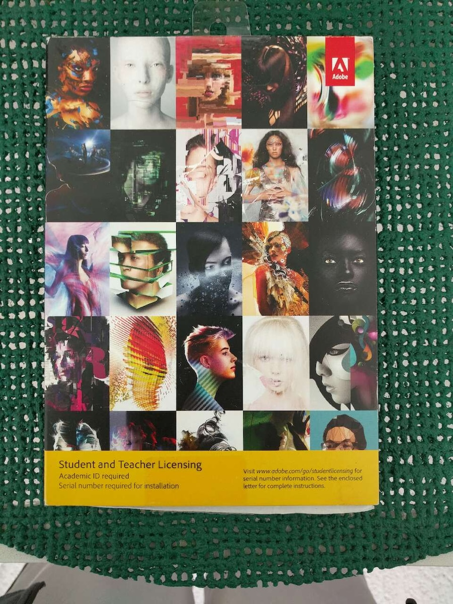 Creative Suite 6 Master Collection Student And Teacher Edition license