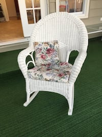 Wicker Rocking Chair Crofton, 21114