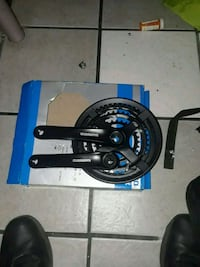 black and blue corded power tool Brooklyn, 11203