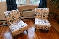 2 Ashley Accent chairs Yonkers, 10701