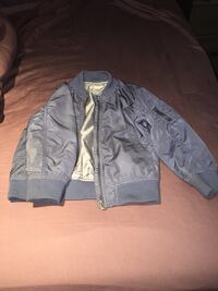 gray and white zip-up jacket St. John's, A1E 6H9