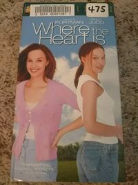 Where the Heart Is VHS