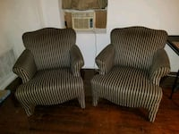 Upholstered Chairs, Set of 2, $30 for set, must Wilmington