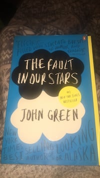 The Fault in Our Stars (John Green) Hackettstown, 07840