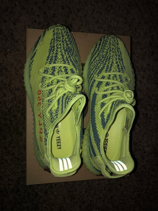 f5cbcaddaeb11 Used Yeezy 350 V2 Frozen Yellows for sale in Mansfield - letgo
