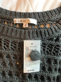 Cleo sweater Calgary, T3A