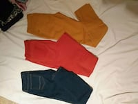 Teens size 26...$5 each or all for $10 Surrey, V4N 5C7
