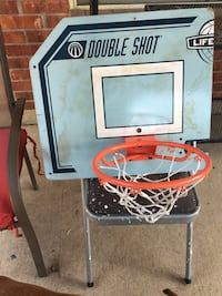 Small basketball goal Rowlett, 75088