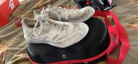 Nfinity Cheer Dance Shoes with Case Size 4.5 California, 15423