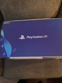 Ps Vr with 2 move controllers and 2 games  Toronto, M4A 2T2