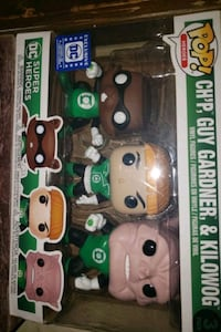 POP! DC Super Heros Green Lantern Set