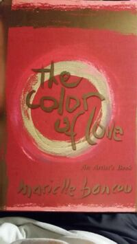 The Color of love, by mariclle bancou