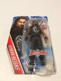 Roman Reigns WWE Action Figure