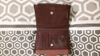 brown leather bifold wallet Southall, UB2 5SG