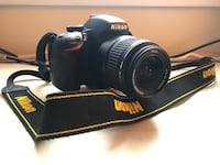 Nikon D3200 (used) Purcellville, 20132