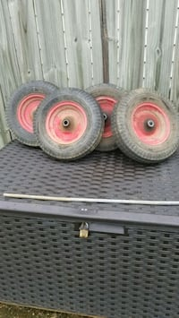 4 tires will fit wheelbowoor Martinsburg, 25401