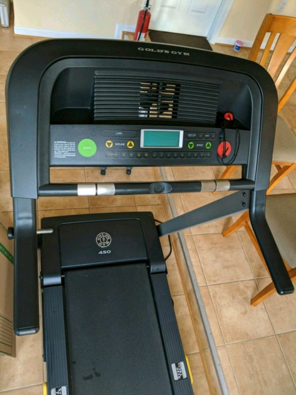 Goods Gym Treadmill - Pick up Today