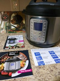 Instant Pot Duo! So many useful features!
