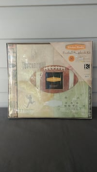 beige and brown Touchbowl scrapbook kit pack Loganville, 30052