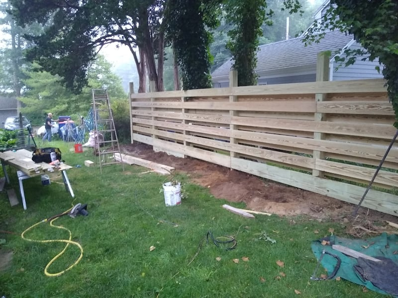 Fence and gate installation  e671107b-9017-4633-865e-be546d62dc34