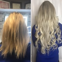 Extensions hair Cambridge