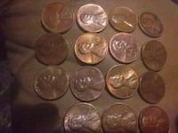 1980 to 1989 wheat rare collectors pennies Las Cruces, 88005