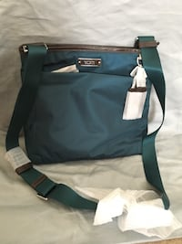 blue and black leather crossbody bag Rockville, 20850