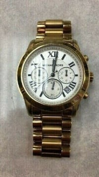 Gold Women's Michael Kors Watch Toronto