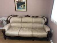 Italian made sofa and 2 chairs set Vaughan, L4L 1H3
