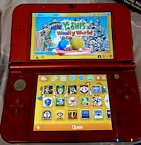 *NEW* 3DS XL - Modded CFW with tons of games Toronto, M5C 3B1