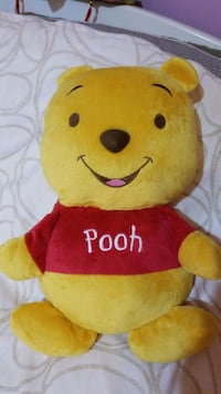 Pooh Stuffed Toy Vancouver, V5R