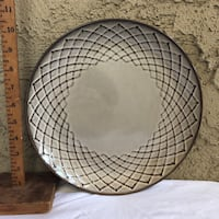 Stoneware Exclusively For Pier 1 Imports Plate  Los Angeles, 91311