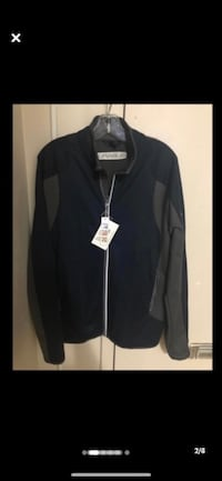 MEN'S NEW FULL ZIP JACKET