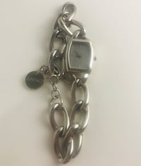 DKNY Silver Chain Link Watch Toronto, M1E 5C3