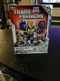 Transformers Insecticons 25th Anniversary  Brampton, L6S 5Y4