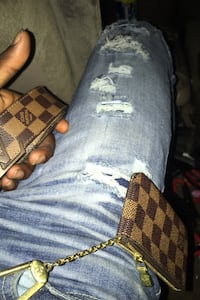 Louis Vuitton pouch with belt 400 for belt with pouch