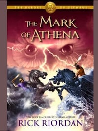 The Mark of Athena  Bladensburg, 20710