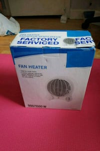 Fan and heater Toronto, M1G 2S9