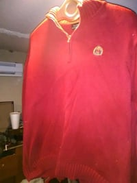 red and white polo shirt Amarillo, 79106