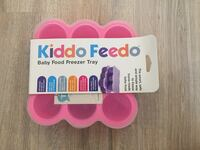pink Kiddo Feedo food freezer tray Riverside, 92503