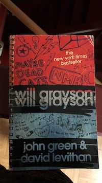Will Grayson textbook Chicago, 60608