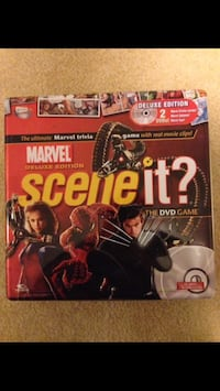 Marvel Scene it? The DVD Game Washington, 20008