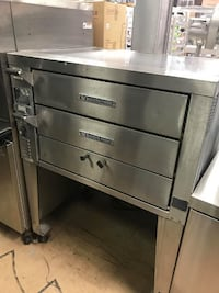 Bakers Pride pizza ovens GP61 UNION