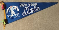 Vintage 1960s NY Mets Pennant Clifton, 20124