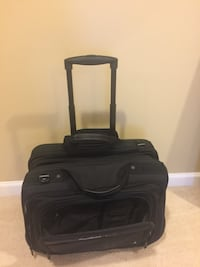 wheeled briefcase and laptop carrier