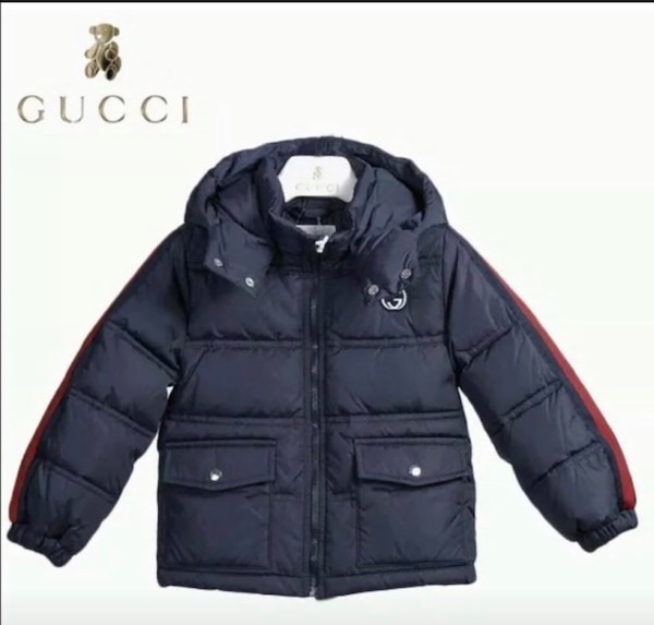 3141106e9 Used Authentic gucci baby boy jacket coat 12-18 months for sale in ...