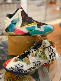 What the Lebron 11s size 10.5 Silver Spring, 20902