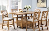 7 pc table set FREE LOCAL DELIVERY Las Vegas, 89121
