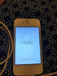 iPhone 4 AT&T carrier  Evansville, 47715