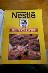 Nestle Toll House cookbook Silver Spring